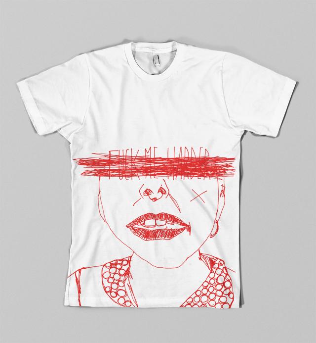 __ckmeharder camiseta